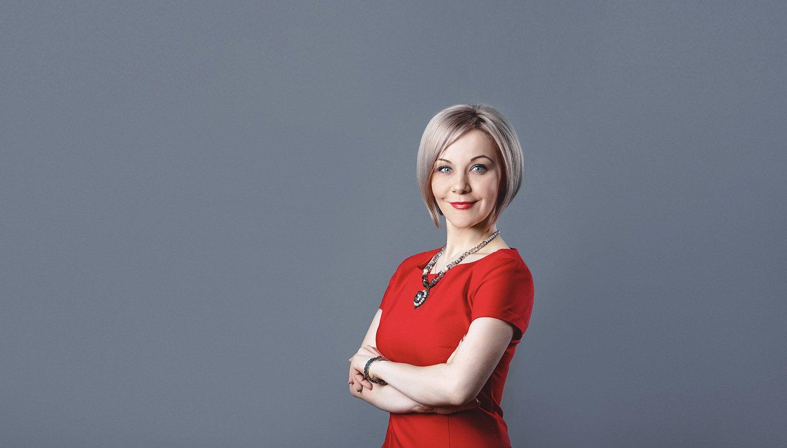 Aneta Korobkina Banner